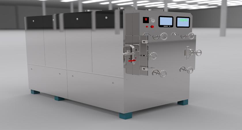 JWZ-60微波冻干机