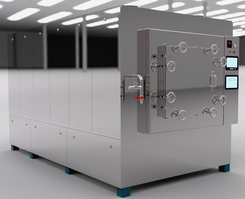JWZ-60静态微波真空干燥箱